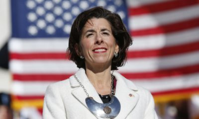 Raimondo in Washington, D.C., October 13, 2015 Paul Morigi / Fortune / Time / Getty